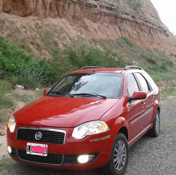Fiat Palio Weekend Atractive 2012 Full