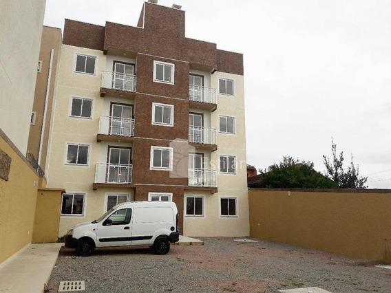 Apartamento Garden 02 Quartos No Boneca Do Iguaçu, São José Dos Pinhais - Gd0099