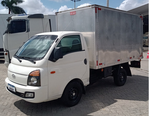 Hyundai Hr 2018 2.5 Hd Cab. Curta S/ Carroceria Tci 2p