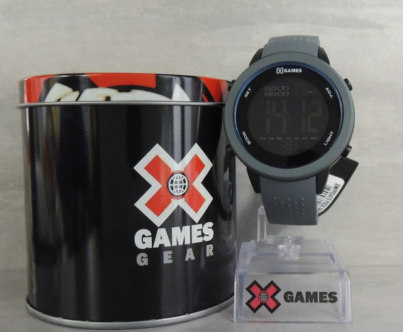 Relógio X Games Masculino Xmppd473 Pxgx - Nota Fiscal