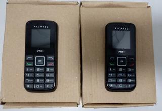 Alcatel 1011d Preto C/ Avaria S/ Garantia