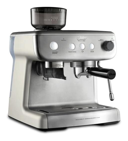 Cafetera Espresso Oster 7300 Molinillo Barista 15 Bares Pce