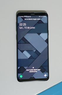 Samsung Galaxy S9+128gb. Auricular, Cargador Y Funda Sin Uso