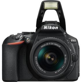 Câmera P/ Estudante Nikon D5600 Com Lente 18-55mm