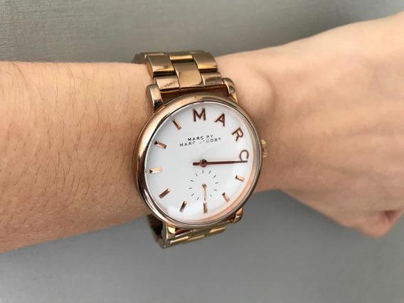Relógio De Pulso Marc Jacobs - Feminino - Mbm3244