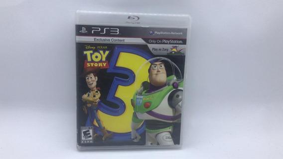 Toy Story 3 - Ps3 - Midia Fisica Em Cd Original