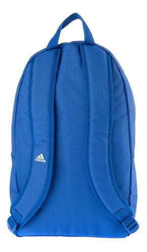 reacción Gracioso proteccion  Mochila adidas Classic Bp Azul Rey Logotipo Blanco Full   Mercado Libre
