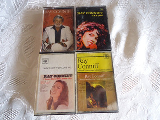 Cassettes Ray Conniff