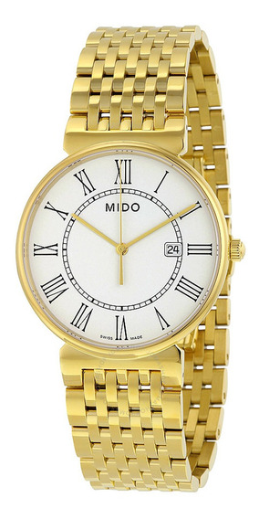 Relógio Mido - Dorada White - M009.610.33.013.00