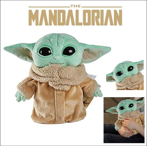 Peluche The Mandalorian, Baby Yoda, Mattel Oficial