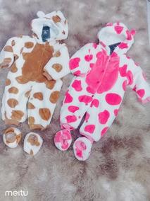 Macacão Bebê Pelúcia Importado Pronta Entrega Rf1122