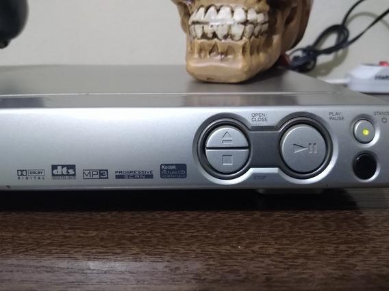 Dvd Gradiente Mod. D-203 Funcionando S/controle