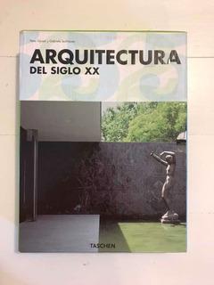 Libro Arquitectura Siglo Xx Taschen