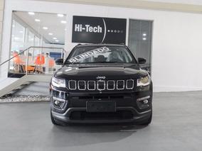 Jeep Compass Longitude Flex Blindado Nivel 3 A 2018