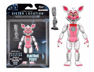 Five Nights At Freddy´s Sister Location Funtime Foxy