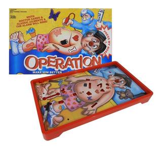 Juego De Mesa Operación 1700887