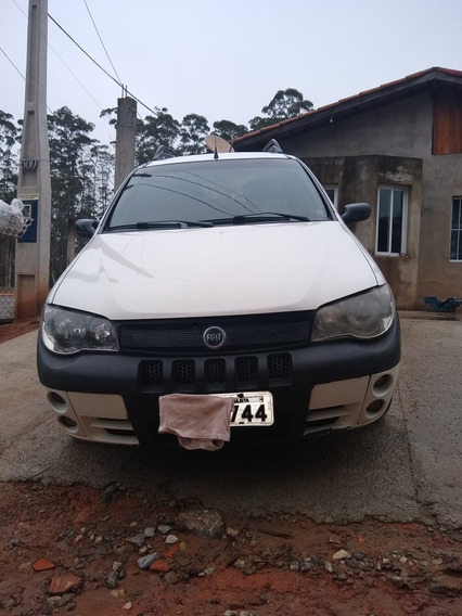 Fiat Palio Adventure 1.8 Try On Flex 5p 2007