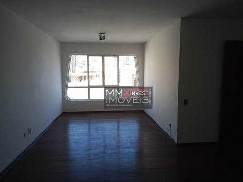 Imagem 1 de 16 de Apartamento Com 4 Dormitórios À Venda, 115 M² Por R$ 620.000,00 - Santana (zona Norte) - São Paulo/sp - Ap1151