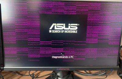 Reparo Conserto Rtx Artefatos Nvidia Gtx Amd Radeon Rx