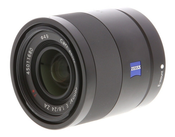 Lente Sony 24mm F/1.8 Za E-mount Carl Zeiss Sonnar T* Em Sa.