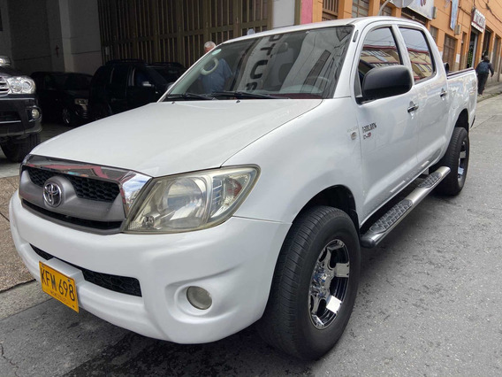 Toyota Hilux 2.5 Diesel Mecánica