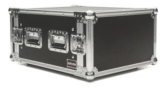 Hard Case Rack 6u Amplificadores / Potencias Emb10