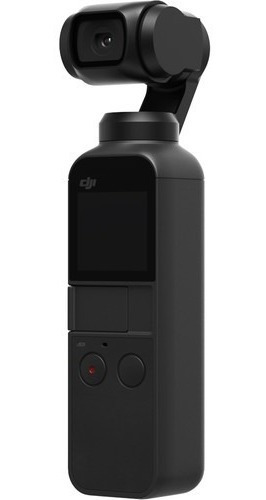 Dji Osmo Pocket 4k 60fps Gimbal Lacrada Nova 12x Sem Juros