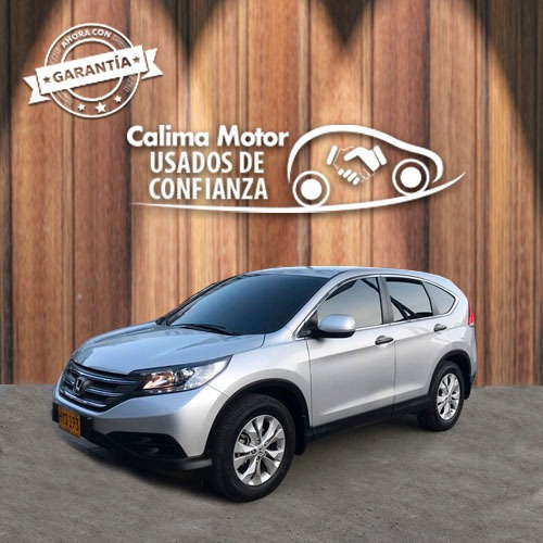 Honda Cr-v 20wd Automática Full