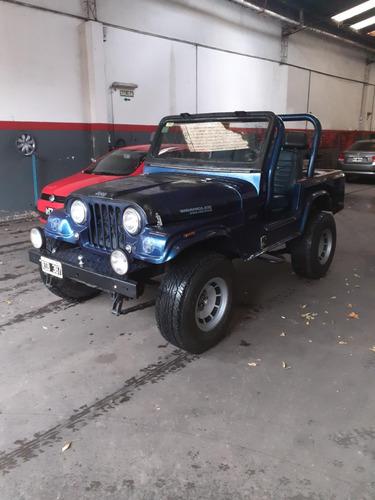 Jeep Aff 4x4 Ika Willys, Solo Para Exigentes ¡¡¡
