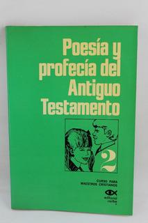 L3205 Benson -- Poesia Y Profecia Del Antiguo Testamento 2