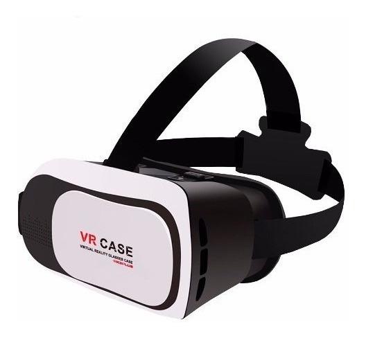 Lentes Realidad Virtual Vr Box 3d iPhone S7 Nokia Hp Huawei