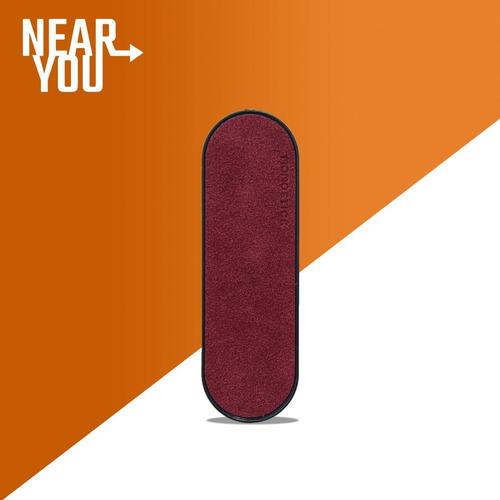 Momo Stick  Suede Series  Color Rojo