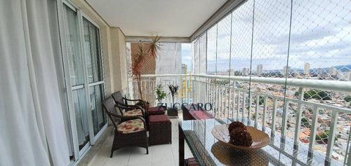 Apartamento À Venda, 134 M² Por R$ 970.000,00 - Jardim Zaira - Guarulhos/sp - Ap15026
