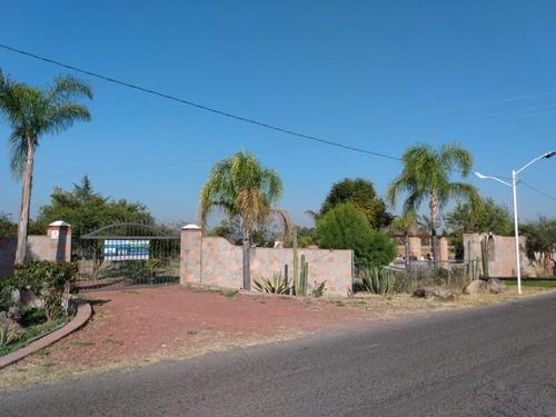 Imagen 1 de 12 de Rancho En Venta Purisima De San Rafael