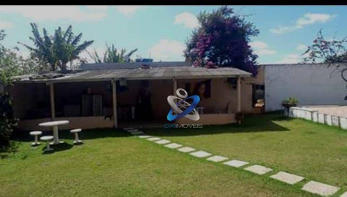 Imagem 1 de 6 de Chácara Com Piscina Próximo A Serra À Venda, 1075 M² Por R$ 250.000 - Parque Residencial Alvorada - Caçapava/sp - Ch0092
