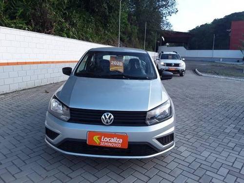 Imagem 1 de 9 de Volkswagen Gol 1.0 12v Mpi Totalflex 4p Manual
