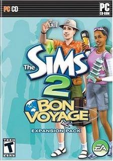 Juegos,los Sims 2 Bon Voyage - Cd-rom De La Pc (paquete ..