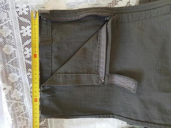 Pantalón Explora Modelo Calilegua - Tela Rip Stop - Usado