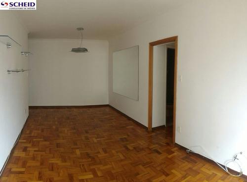 Imagem 1 de 15 de 94 Metros, 3 Dormitórios, 1 Suíte, Quarto E Banheiro De Empregada, 1 Vaga, Área De Laser, Excelentes - Mc3644