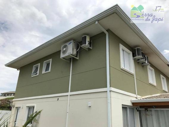 Casa Com 3 Dormitórios À Venda, 120 M² Por R$ 846.000,00 - Jardim Ermida I - Jundiaí/sp - Ca2084