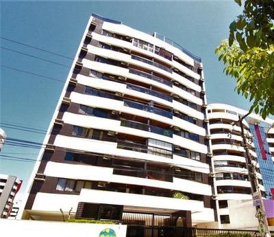 Apartamento Para Venda Em Maceió, Ponta Verde, 3 Dormitórios, 3 Suítes, 3 Banheiros, 2 Vagas - 031906