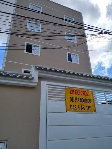 Apartamento Com 2 Dormitórios À Venda, 59 M² Por R$ 265.000 - Vila Milton - Guarulhos/sp - Ap0825