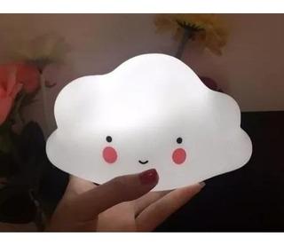 Velador Nube A Pilas