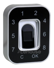 Fechadura Biométrica G-locks Gar 1200 Para Armários E Gaveta