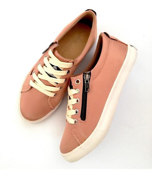 Sneakers Choclo Moda Casual Dama Varios Colores