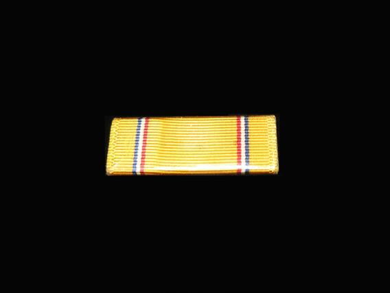 2ª Guerra Mundial - Usa Navy Campaña De Defensa - Ribbon Bar