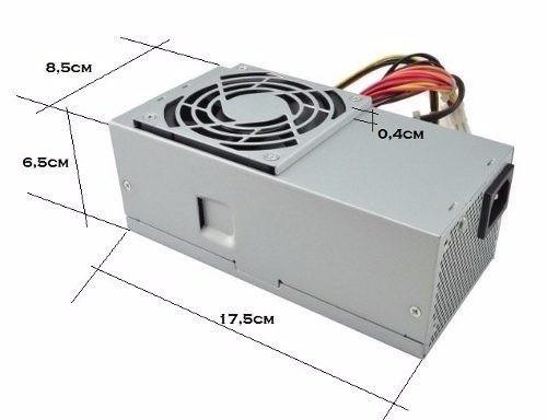 Fonte Para Dell Optplex 3010/ 7010/390/790 E 990 Desktop