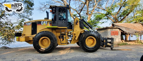 Cargador Frontal Caterpillar Cat It38g/ 938g Maquinaria