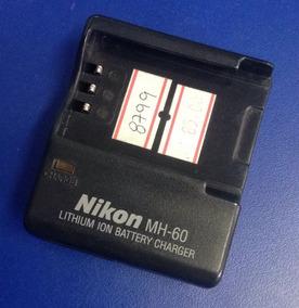 Carregador Para Bateria De Câmera Nikon Mh-60 Original