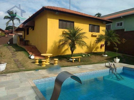 Casa Com 02 Dorms, Jardim Dos Pinheiros, Atibaia - R$ 570 Mil, Cod: 2277 - V2277